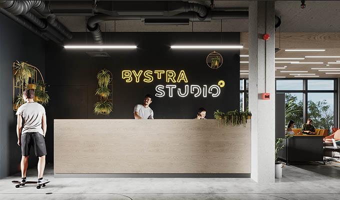 inwestycja Bystra Studio w koncepcji coliving